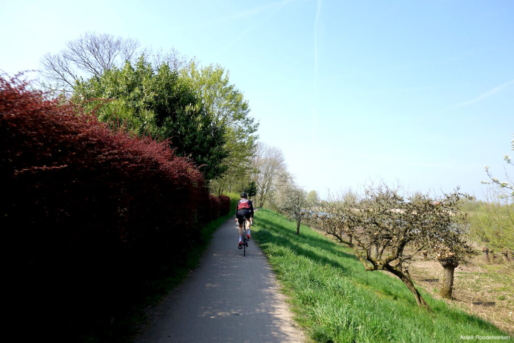Fietsen in Utrecht: Jan Blankenroute