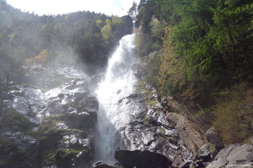 Barbianer Wasserfälle / Cascate di Barbiano