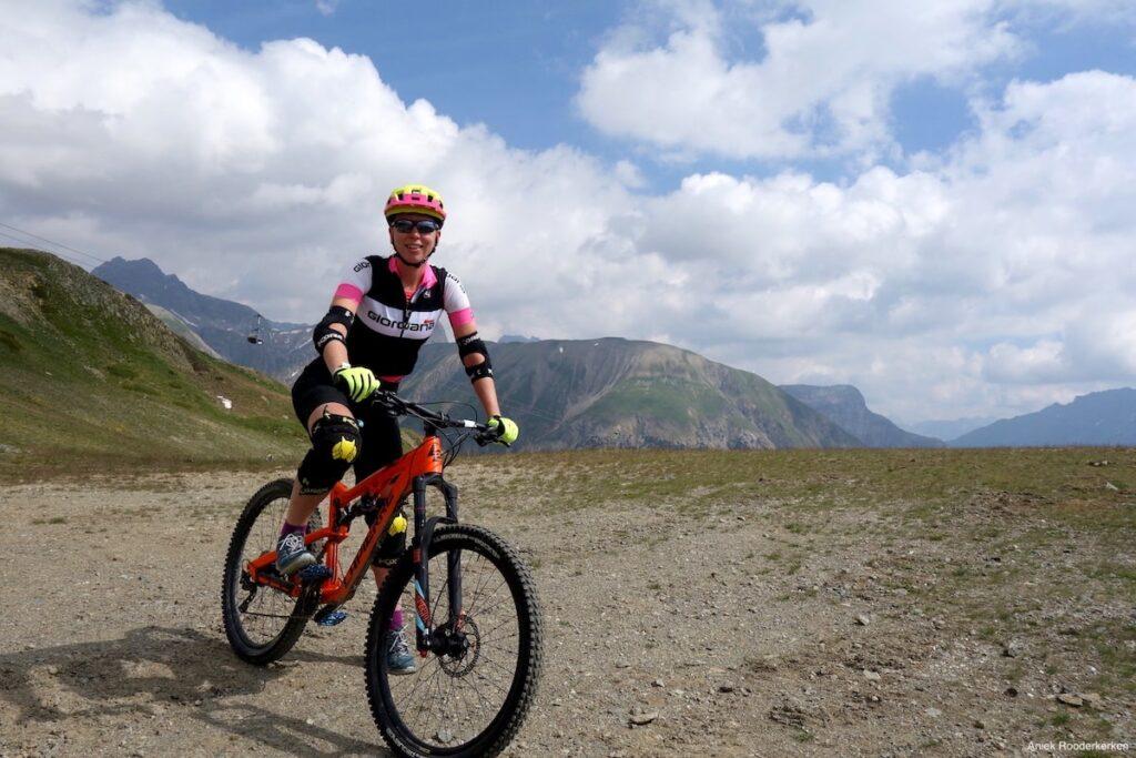 Flowtrails met de mountainbike