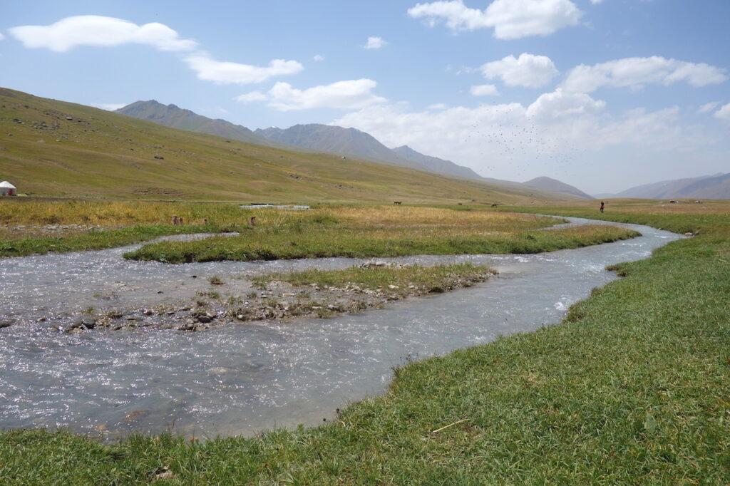 Tien Shan Kirgizië