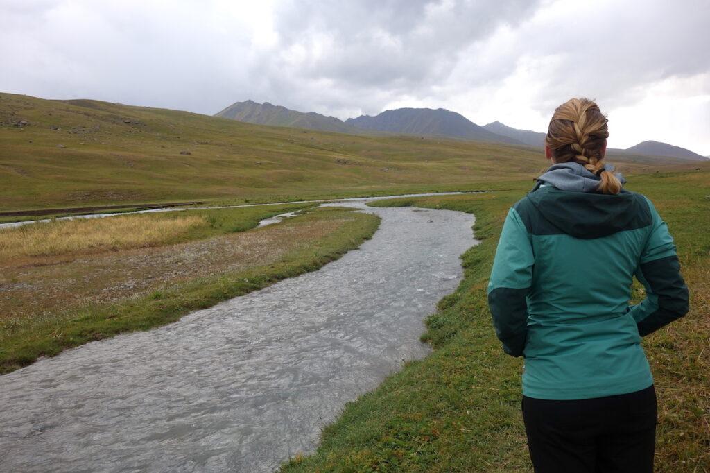 Kirgizië met Biosphere Expeditions