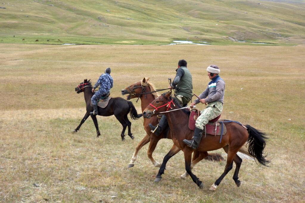 Ulak Tartysh in Kirgizië