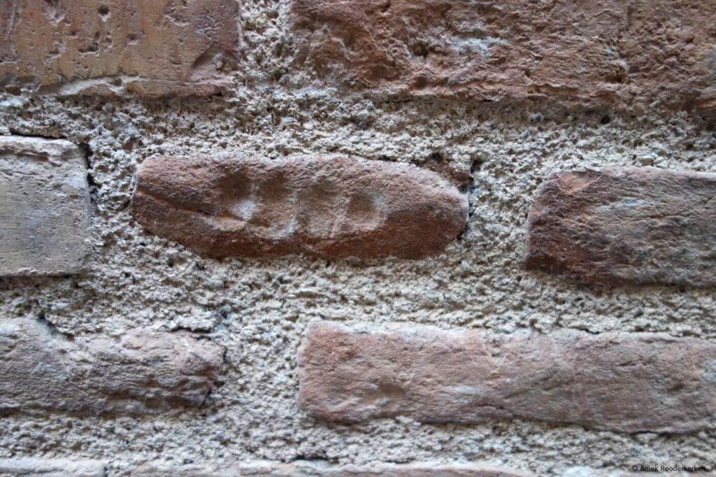 De briques foraines van Albi, Frankrijk