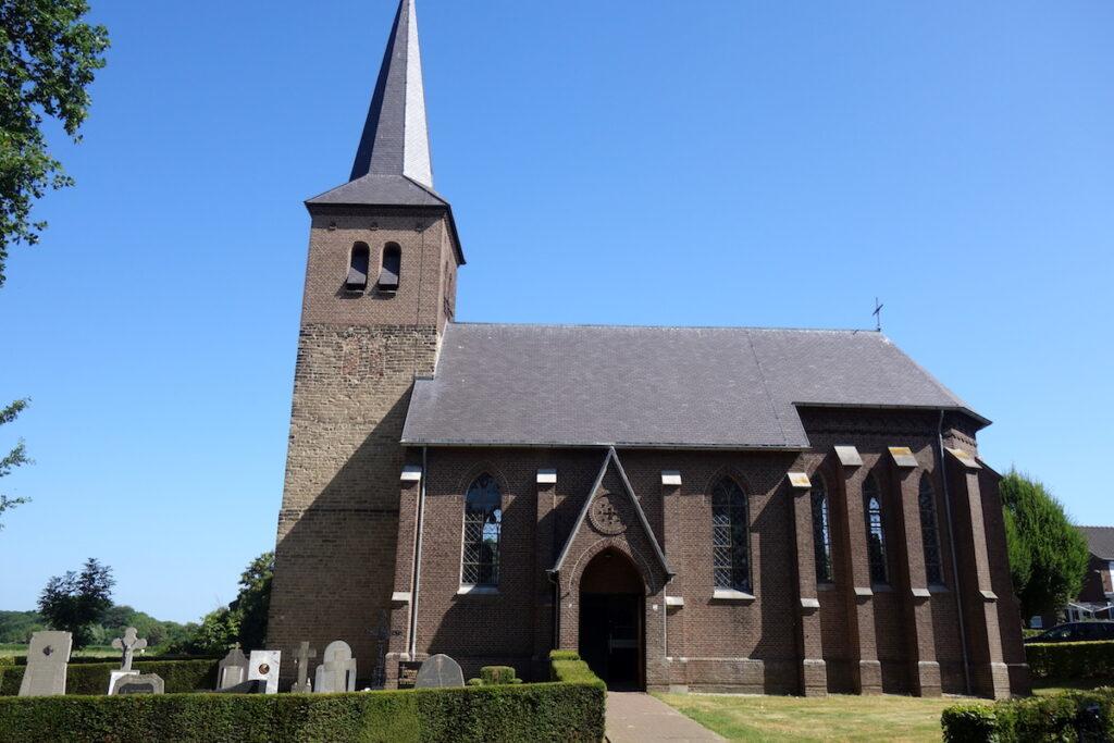Ravenstein Sint Jan de Doperkerk