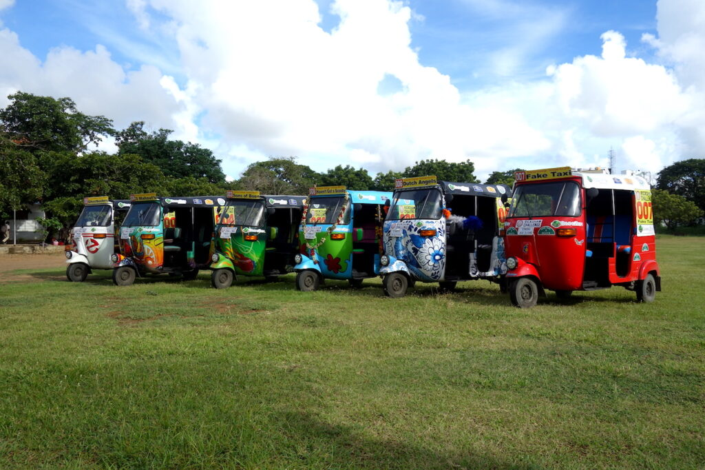 Rickshaw Challenge Tamil Nadu