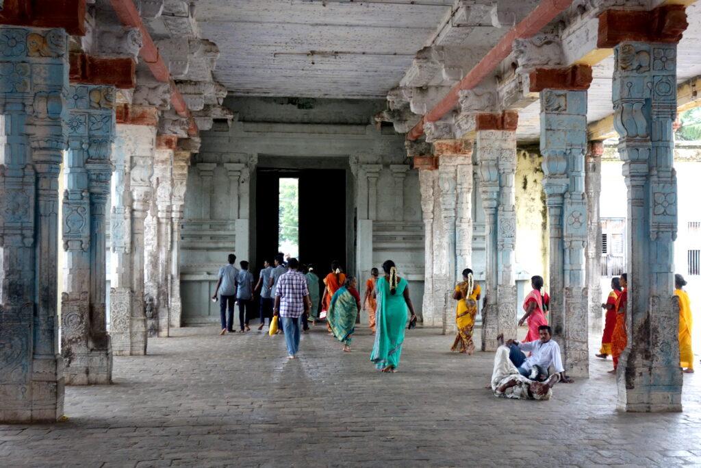 Vaitheeswaran Temple in Vaitheeswaran Koil