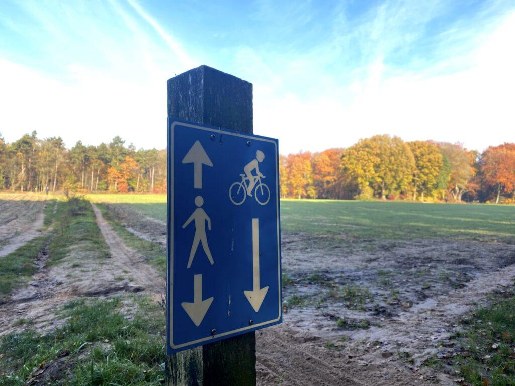 Wandel- en fietsroute Rhenen