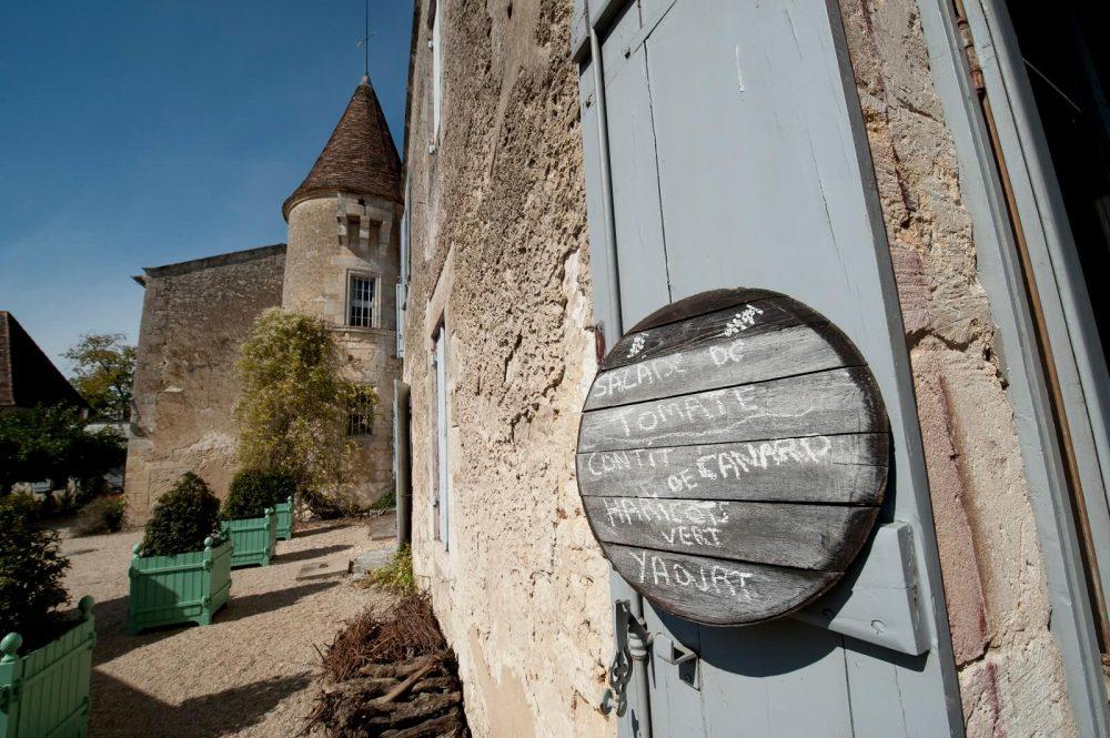 Druivenplukken bij Ilja Gort in Frankrijk