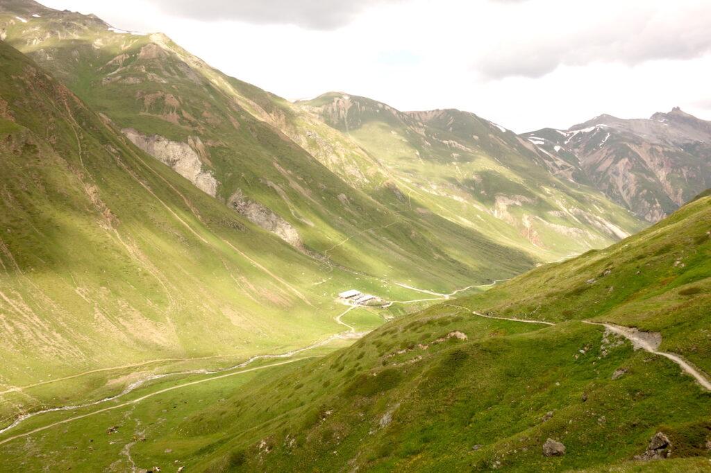 Val Federia, Livigno
