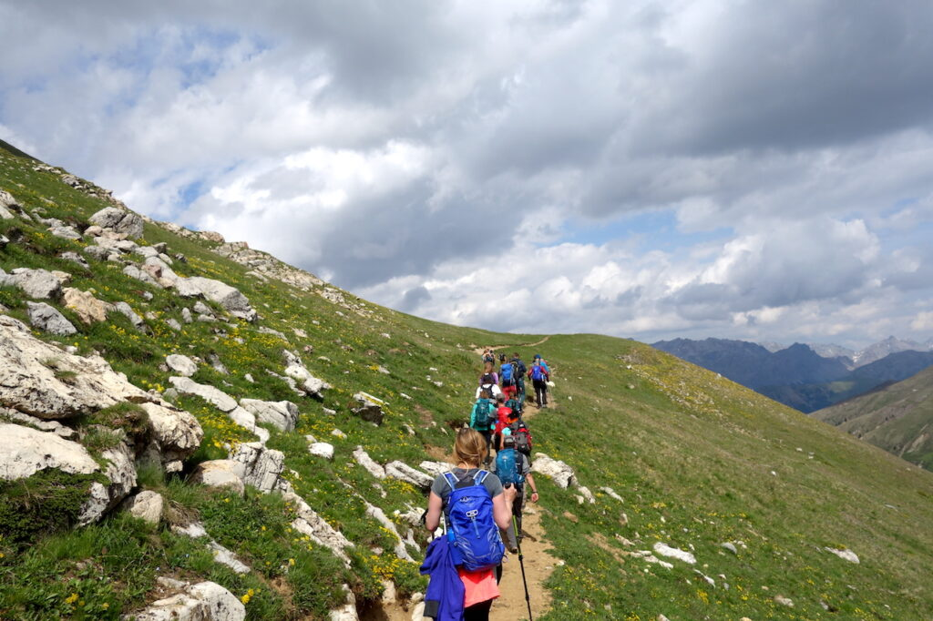 Wandelen in Val Federia, Livigno