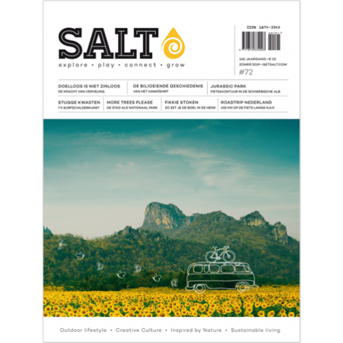 Salt Magazine cover