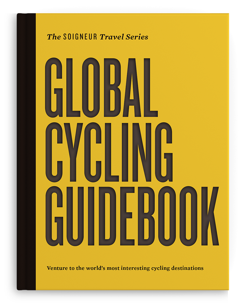 Soigneur Global Cycling Guidebook