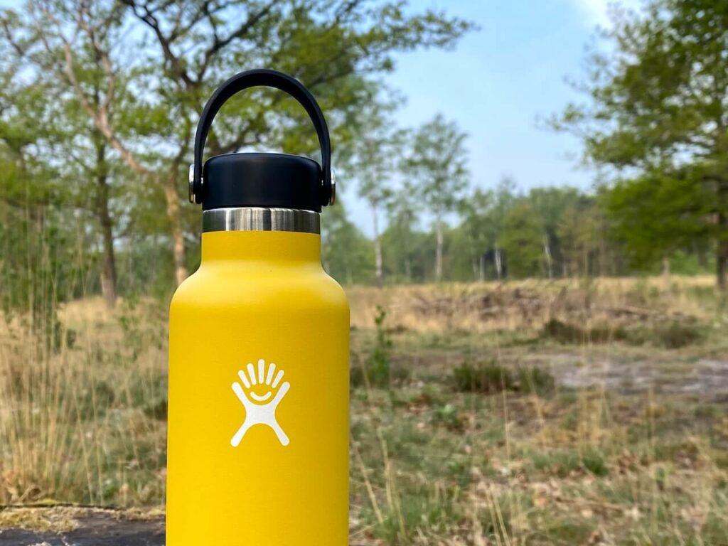 Hydro Flask sunflower yellow