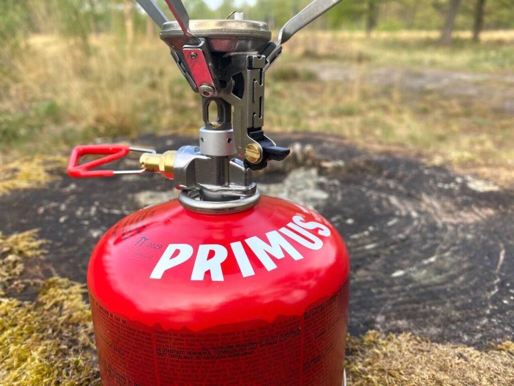 Primus Micron Trail gasbrander