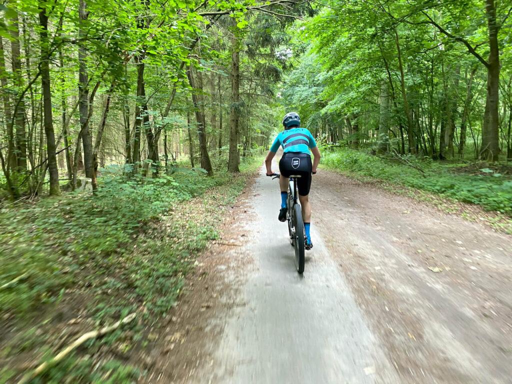 Bospaden in Mecklenburg-Voor-Pommeren