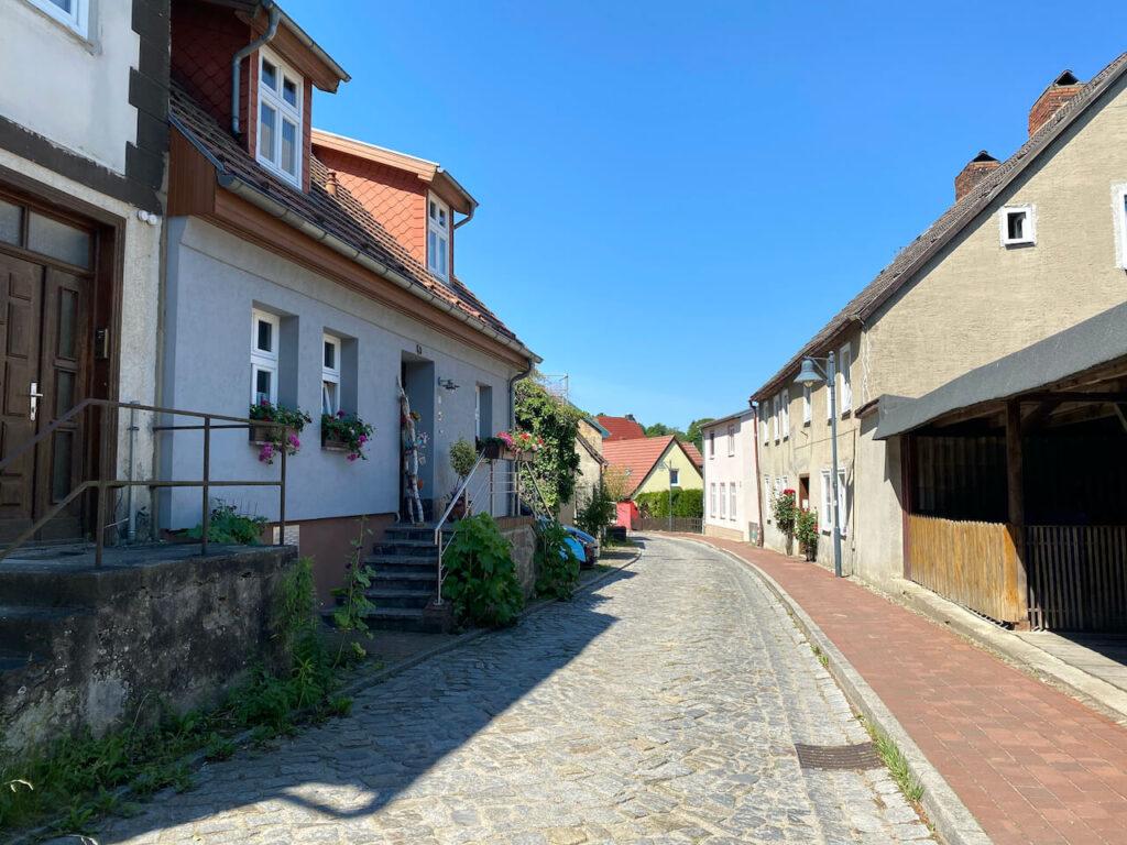 Burg-Stargard in Mecklenburg-Voor-Pommeren