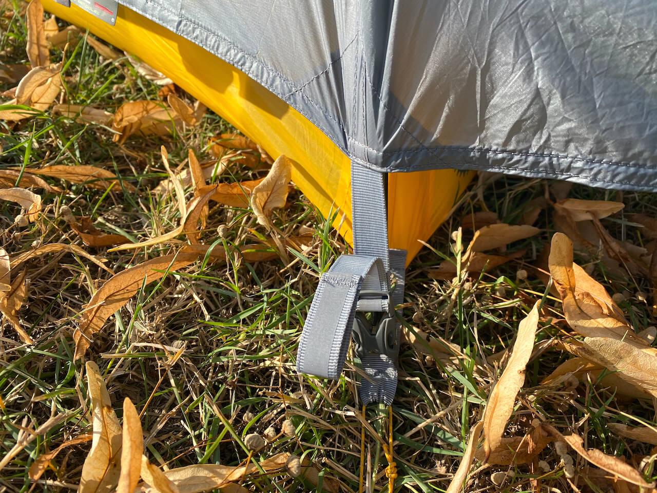 Big Agnes Fly Creek HV UL1 Bikepacking tent review