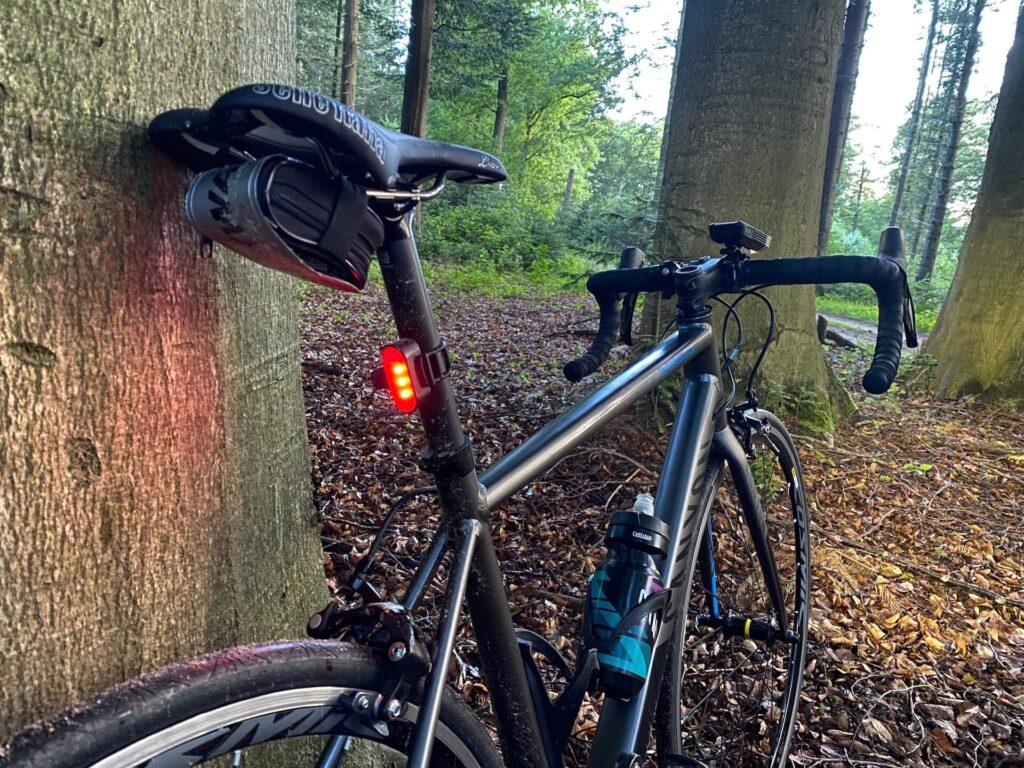 Fenix oplaadbare fietslampen