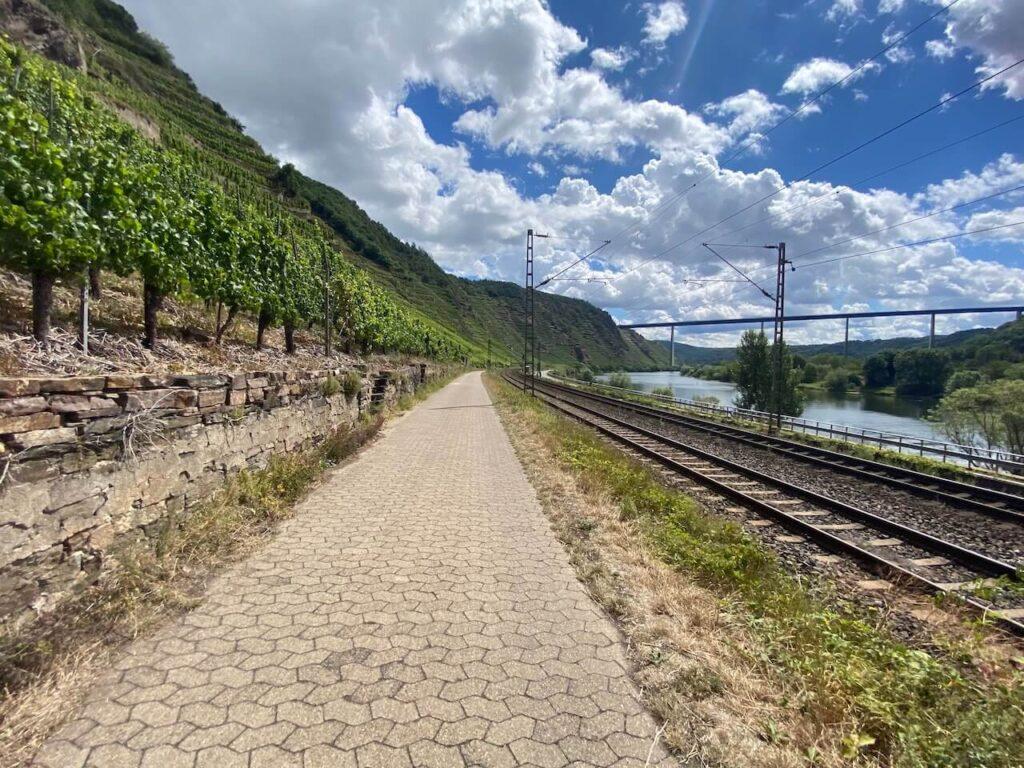 Kobern-Gondorf aan de Moezel