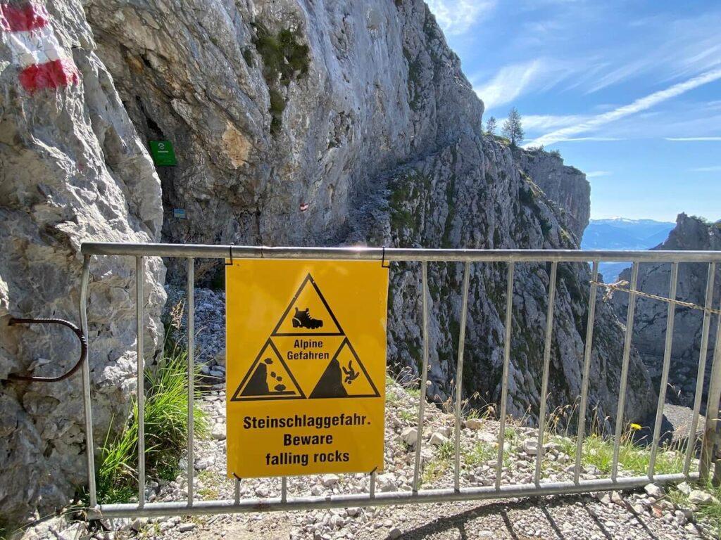 Eisriesenwelt in Werfen Oostenrijk