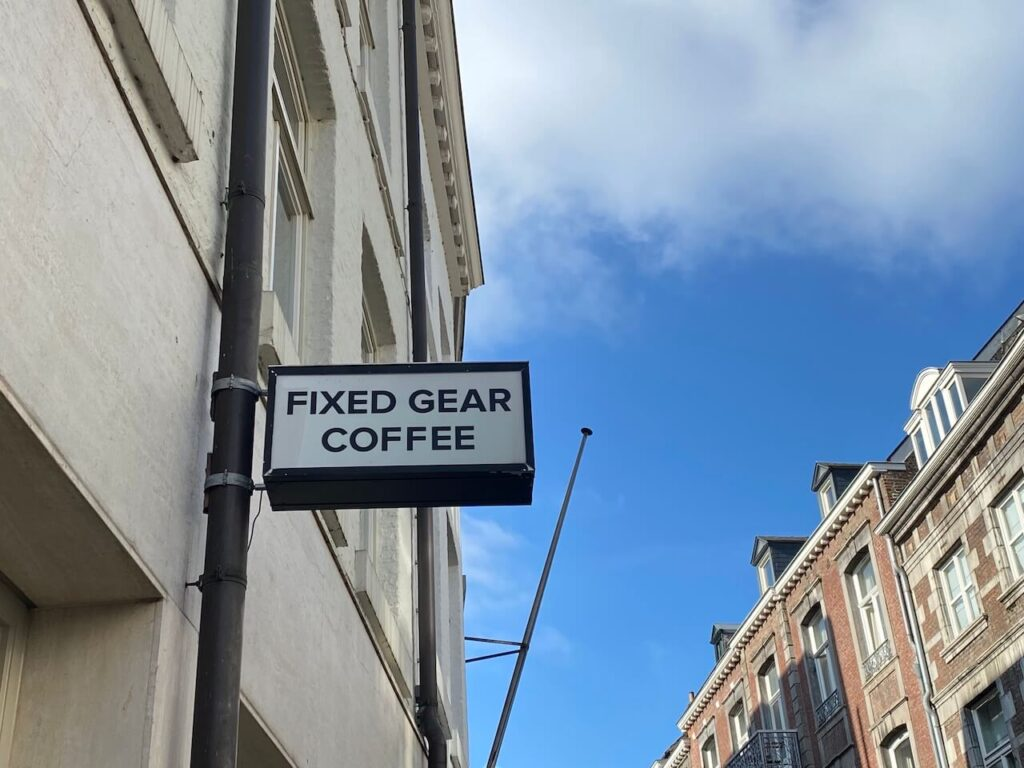 Fixed Gear Coffee Maastricht