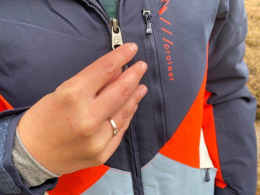 Protest wintersportkleding getest