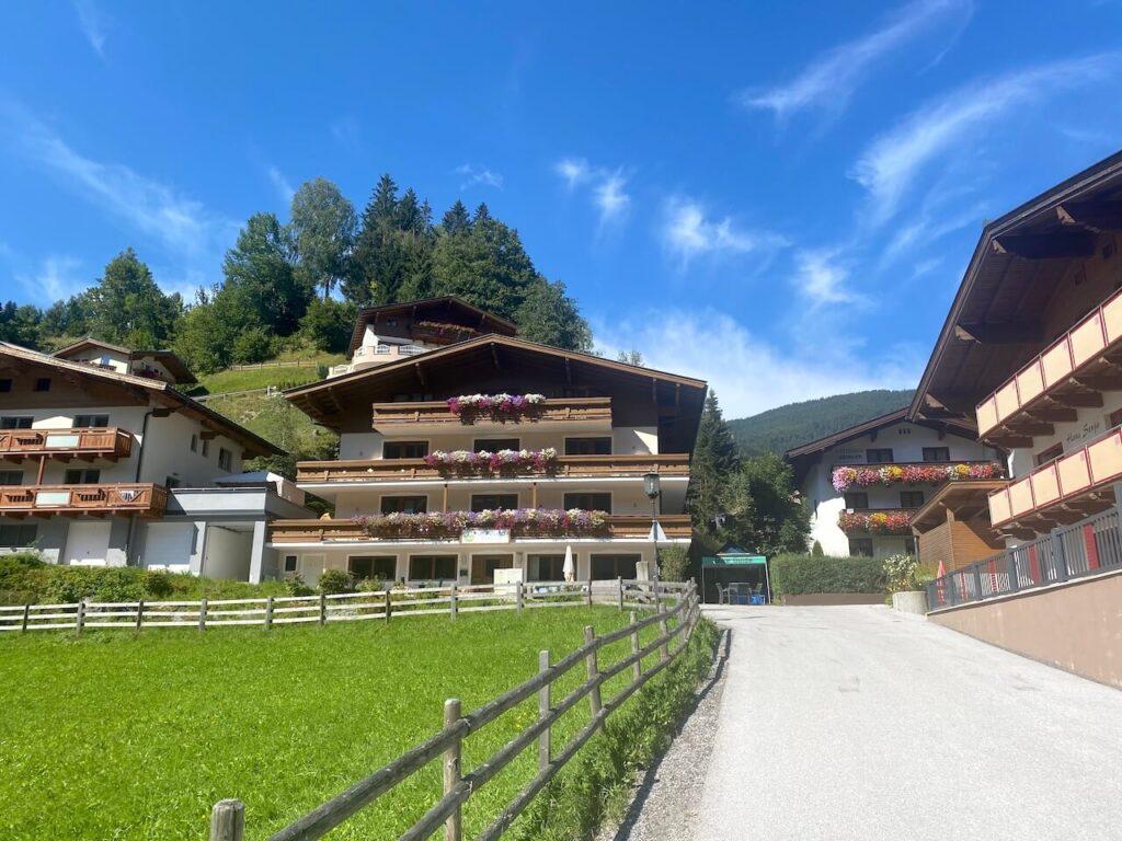 Sportchalet Viehhofen