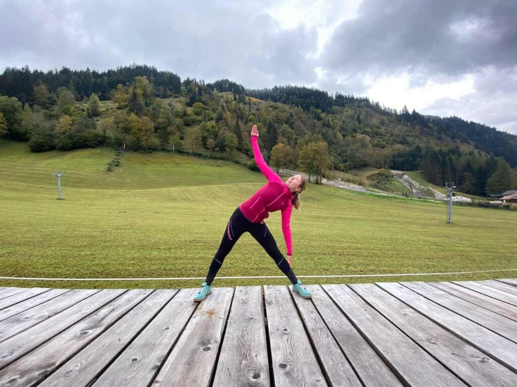 Yogaherbst Gastein in Oostenrijk