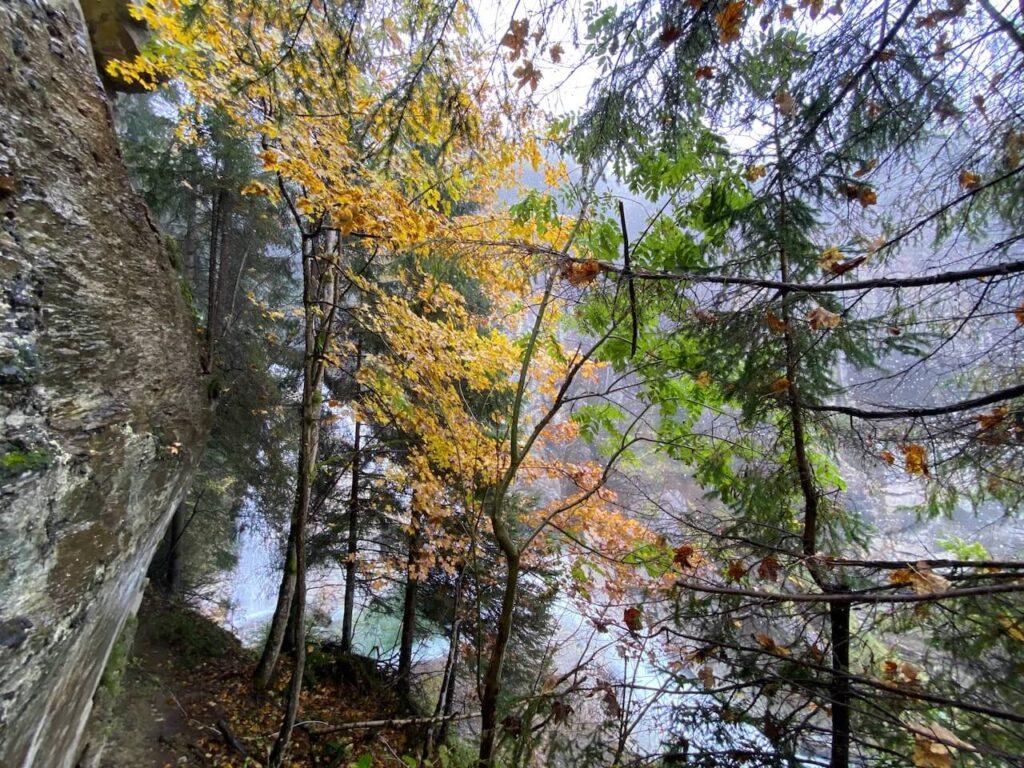 De waterval van Bad Gastein