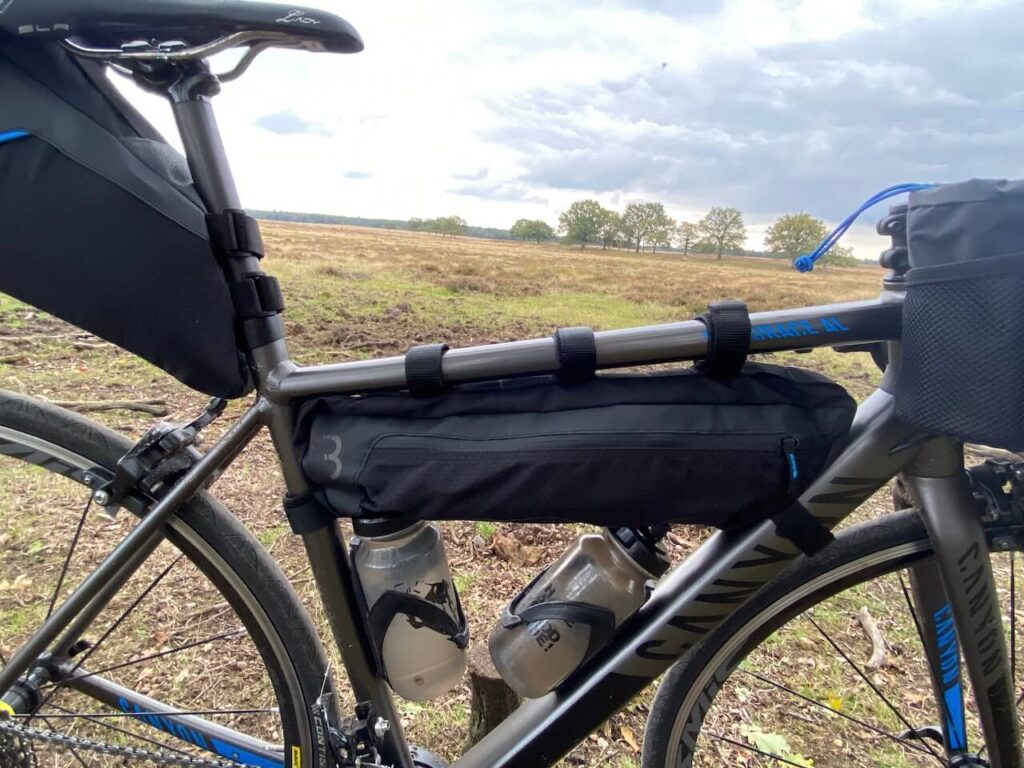BBB Middle Mate frame bag