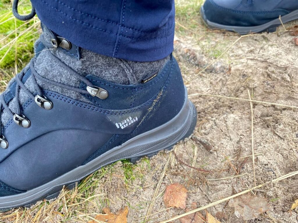 Hanwag Banks Winter Lady GTX wandelschoenen