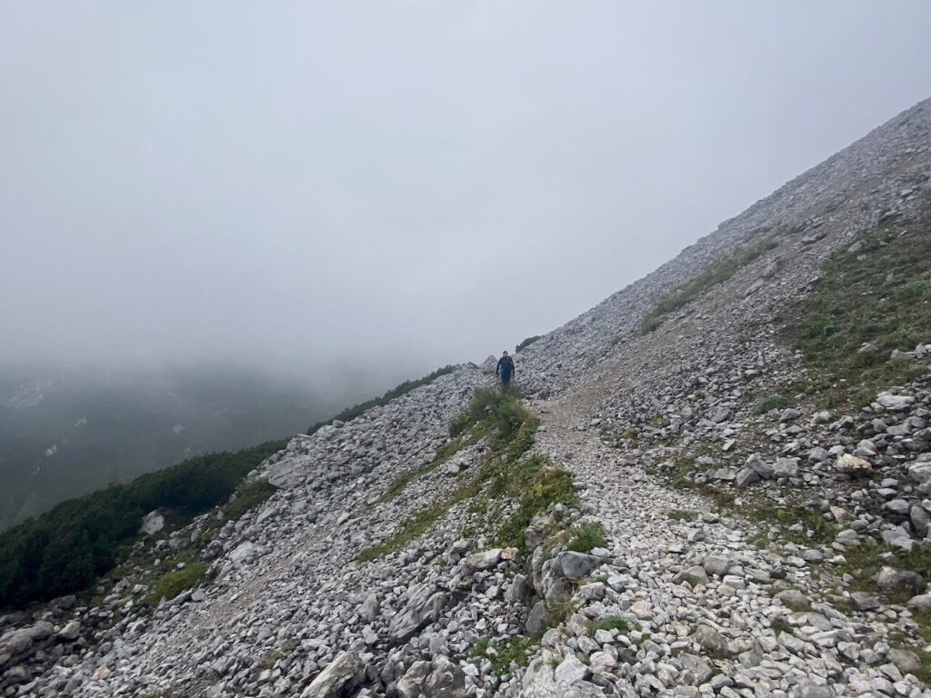 Hiken naar de Hesshütte in Oostenrijk