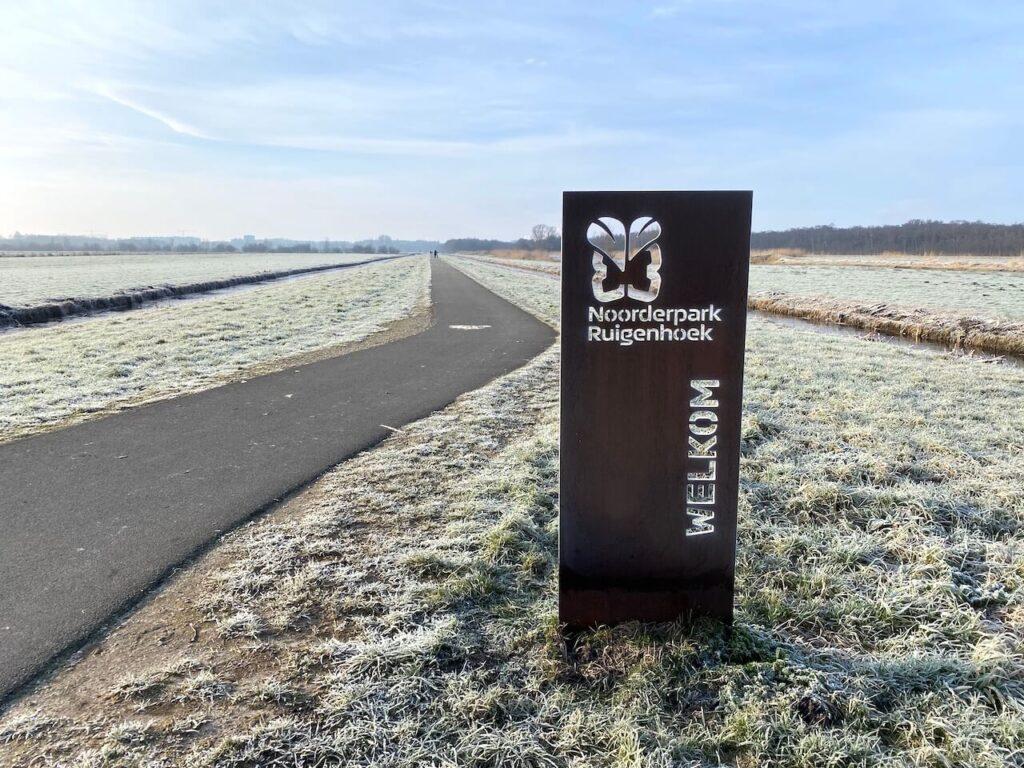 Het Noorderpark Ruigenhoek