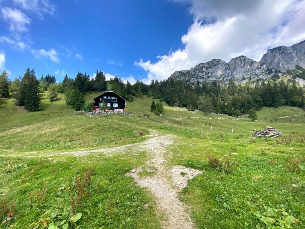De Grabneralm in de Gesause in Oostenrijk