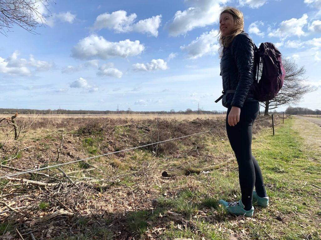 Wandelroute Boerenveensche Plassen