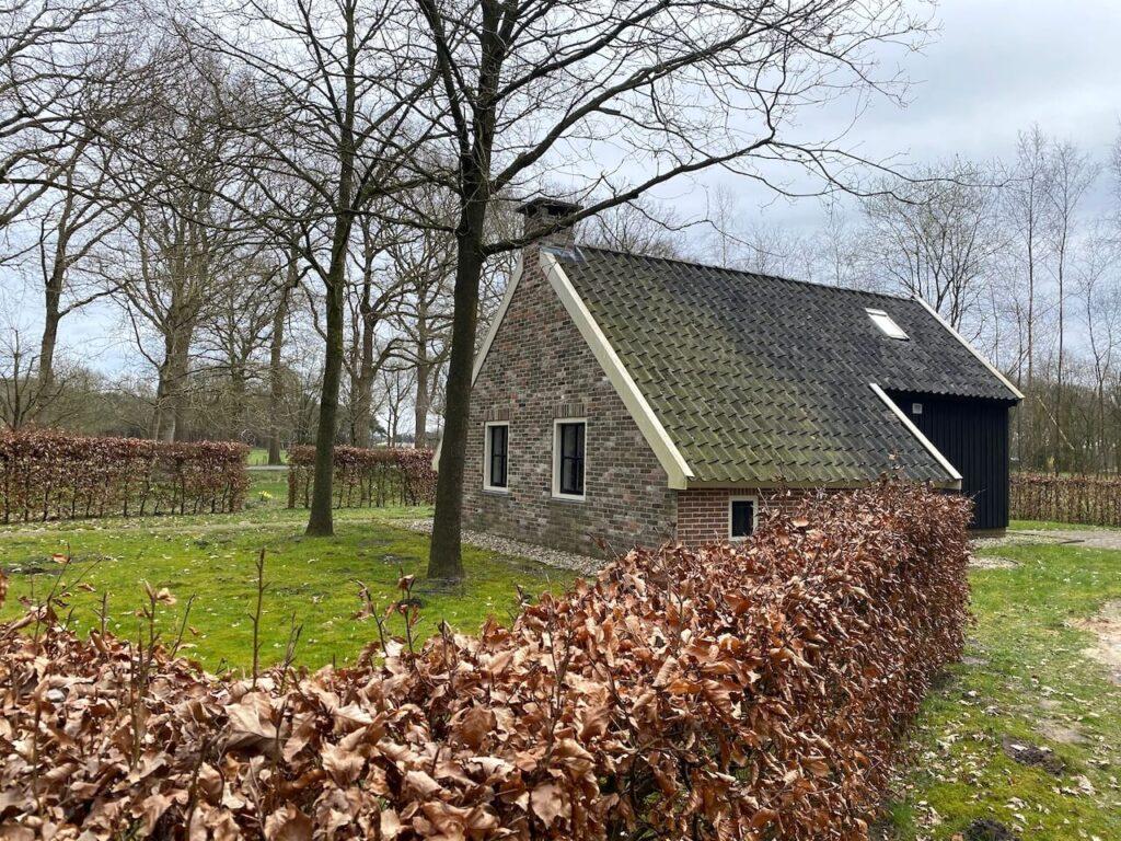 Het kleinste huisje van Drenthe