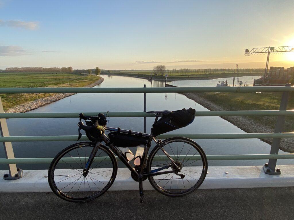 De IJssel bij Doesburg