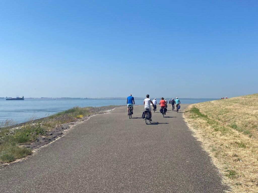 Fietsen van Vlissingen naar Zierikzee