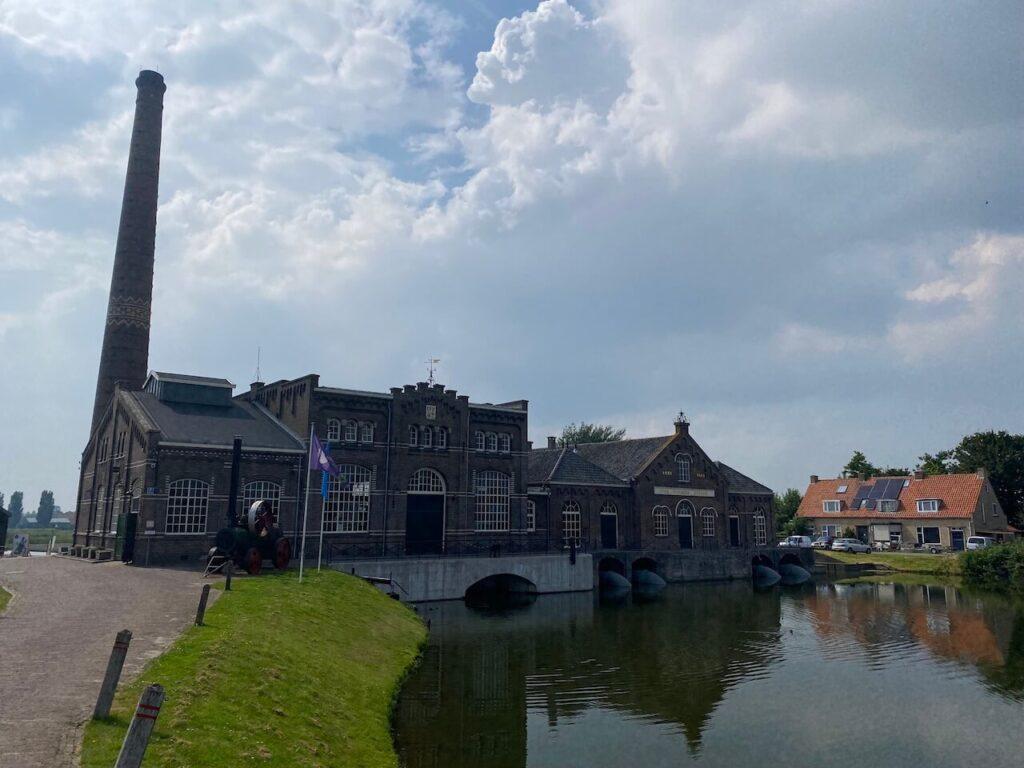 Medemblik Stoommachinemuseum in Stoomgemaal Vier Noorder Koggen