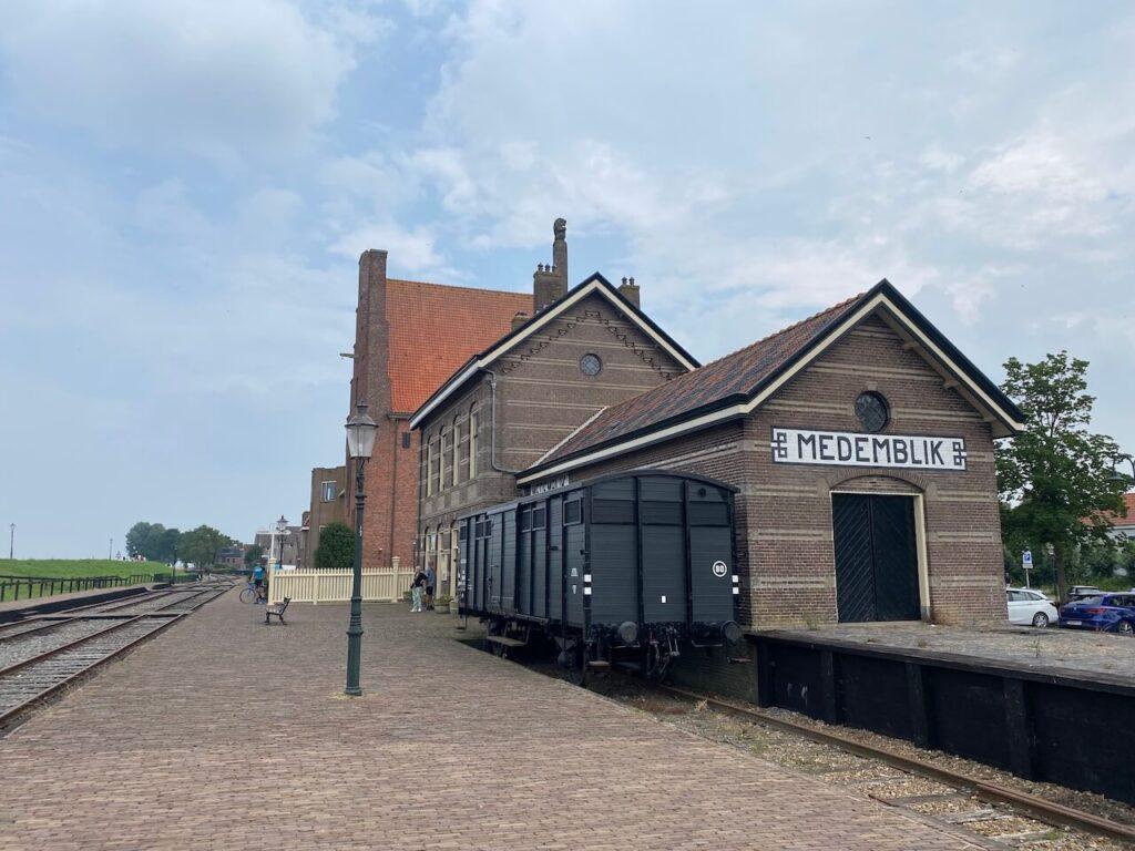 Station Medemblik