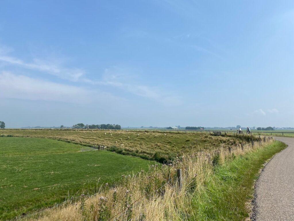 Westfriese Omringdijk fietsroute