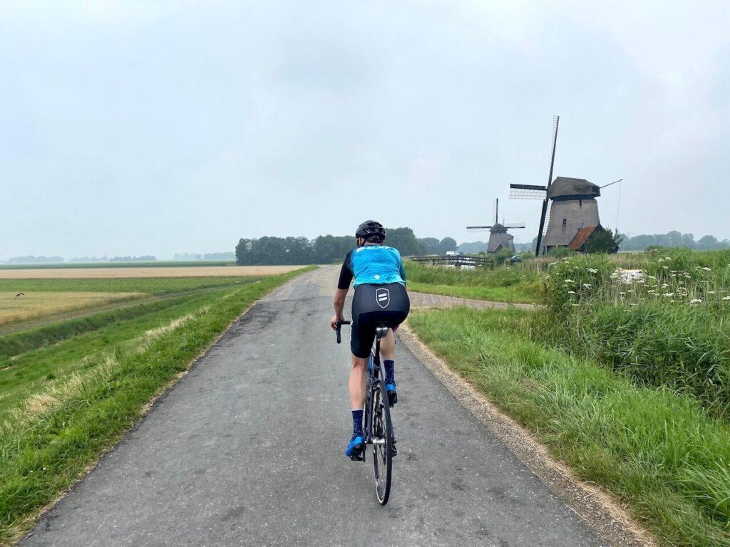 Windmolens bij Rustenburg
