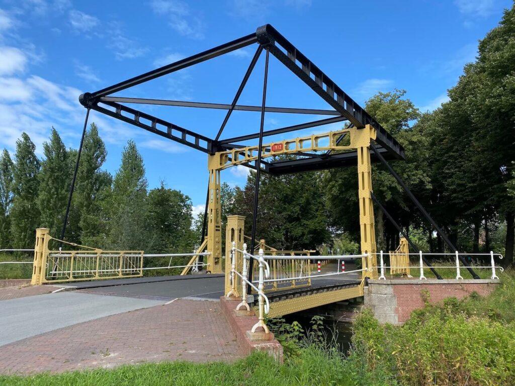 Jeremiebrug in het Maximapark
