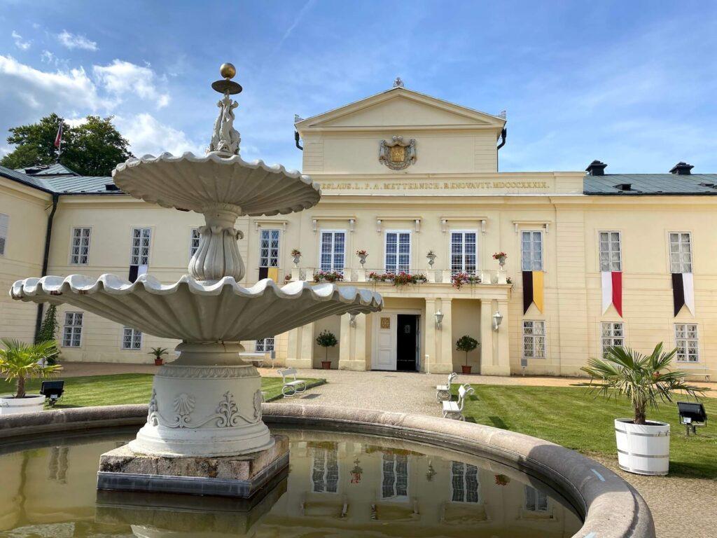 Slot Kynžvart Tsjechië