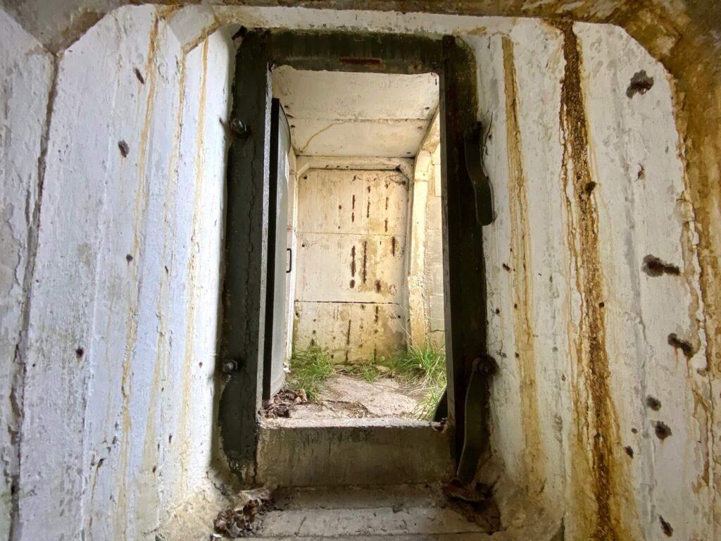 Bunker Tsjechië IJzeren Gordijn
