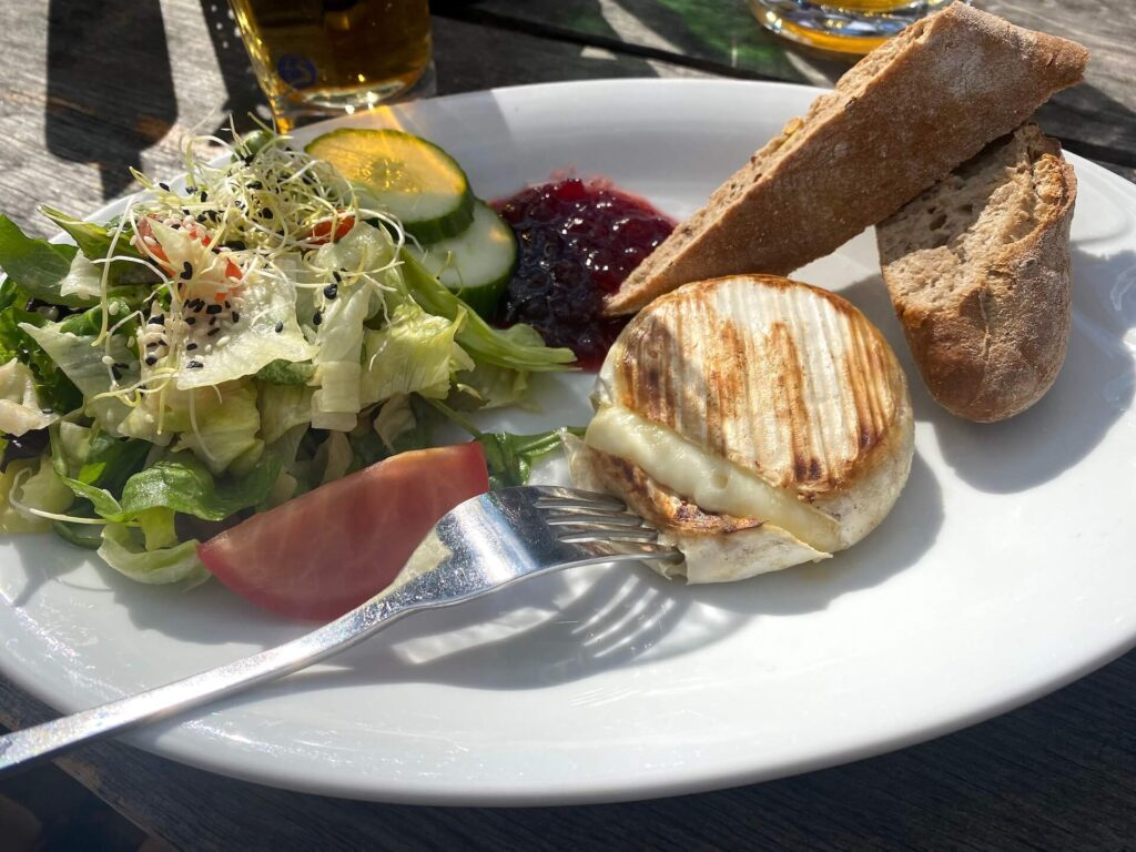 Lunch Nationaal Park Sumava