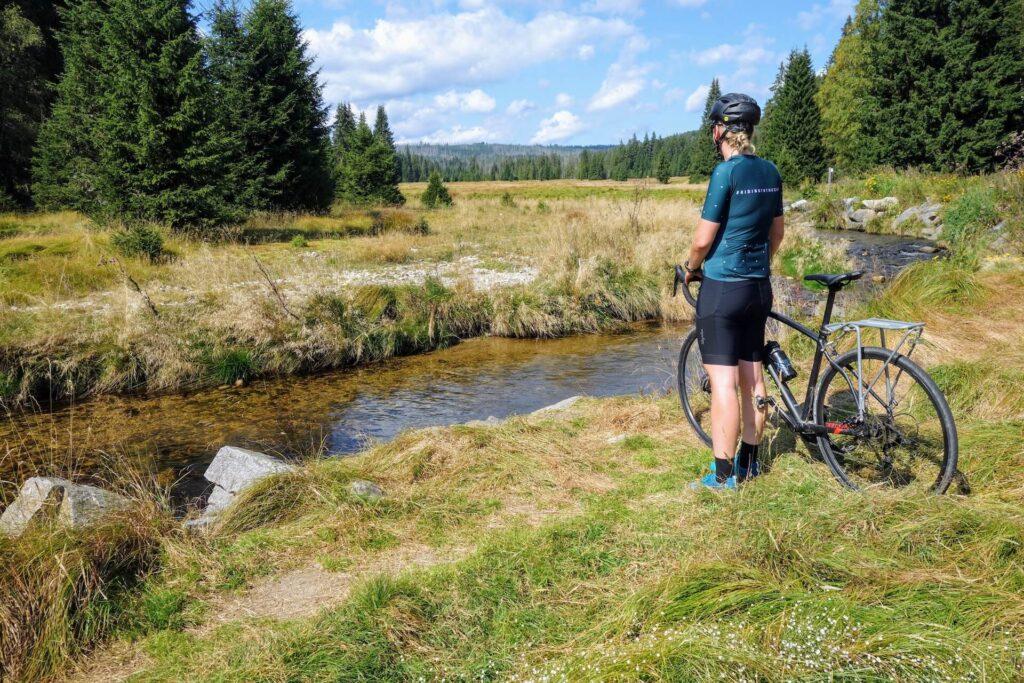 Sumava National Park EuroVelo 13 fietsroute Iron Curtain Trail