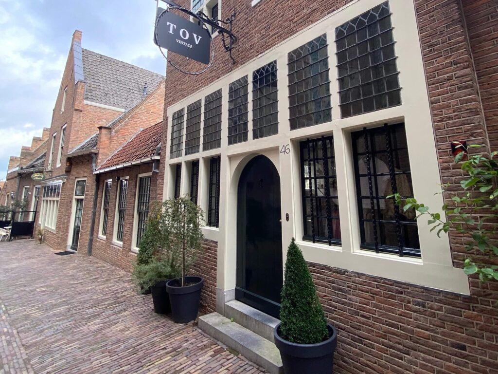 Fietsen door Nijmegen