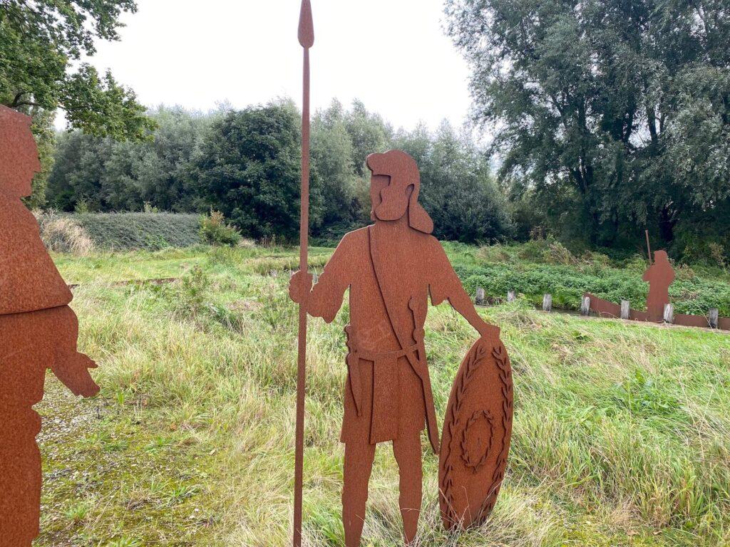 Romeinse limes in Overbetuwe